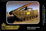 Lance rocket sticker