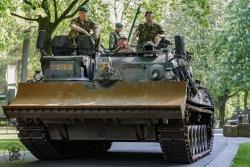 Leopard 1 genie