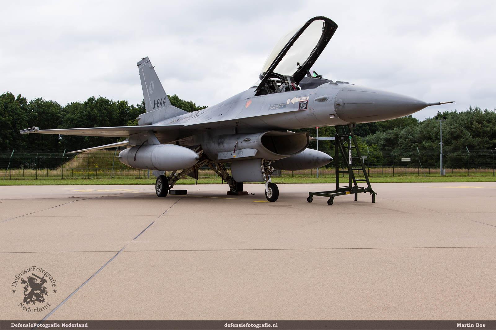 F-16 RNLAF