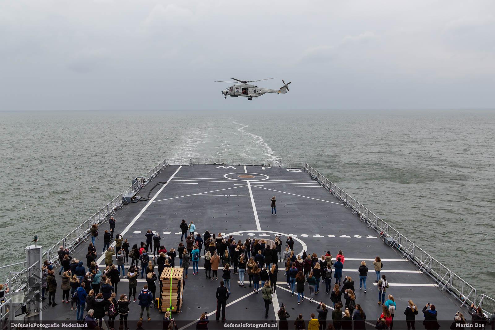 Demonstratie NH90 helikopter