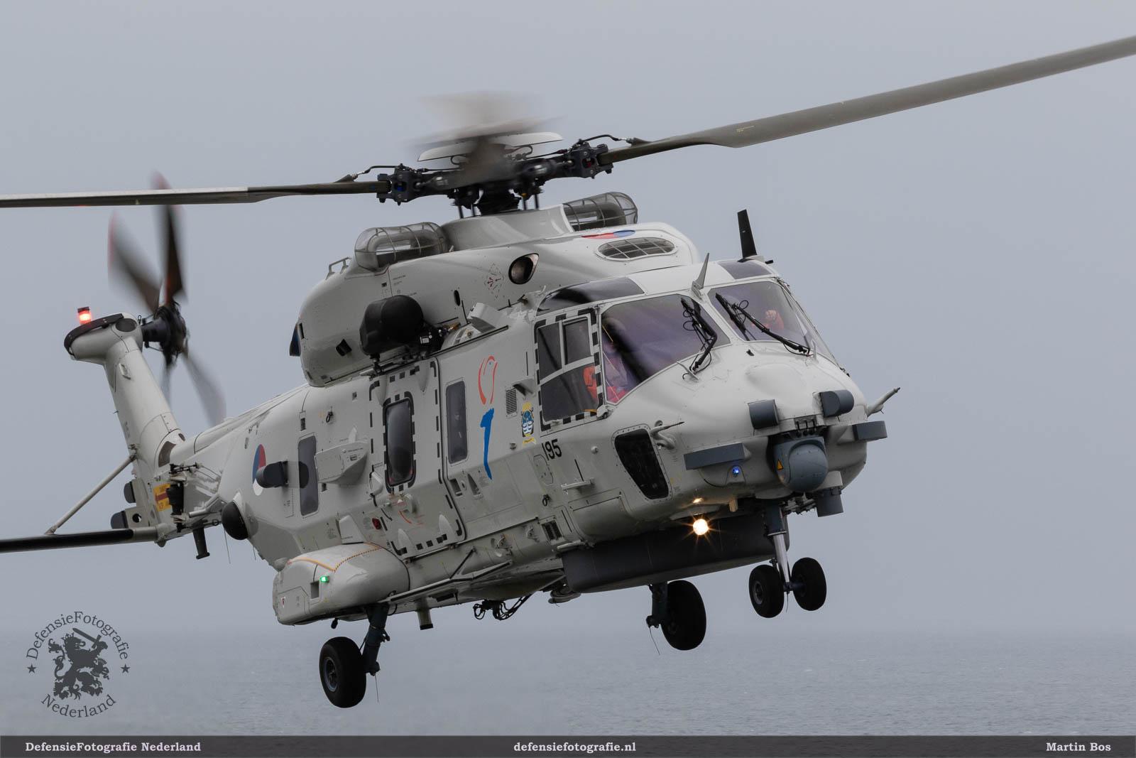 NH90 helikopter