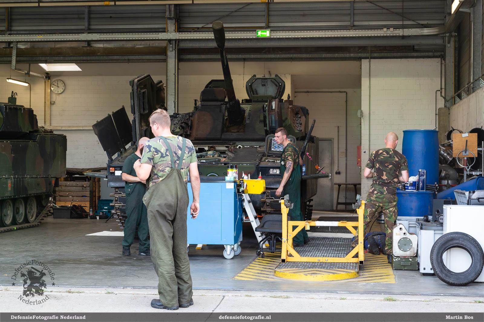 SOB NSE onderhoud CV90