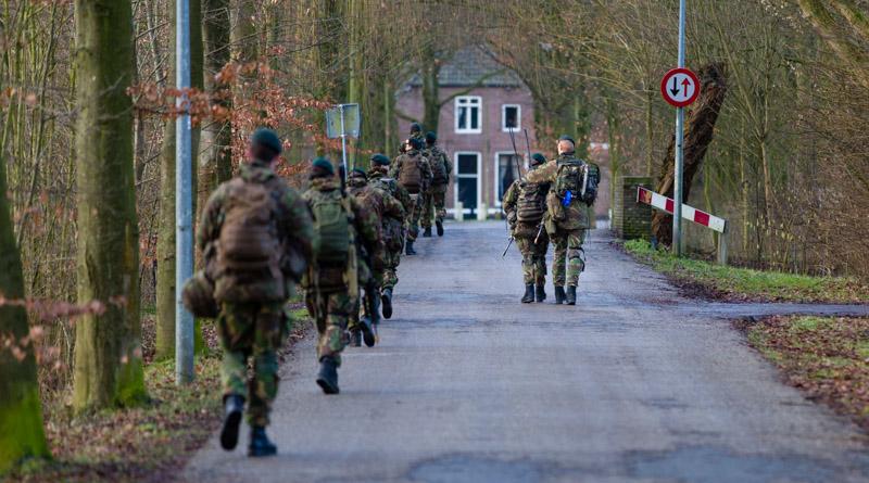 Patrouille lopen