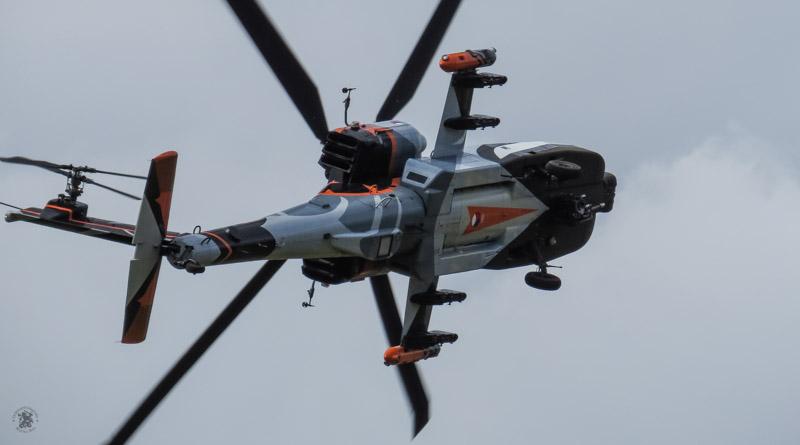 Apache helikopter