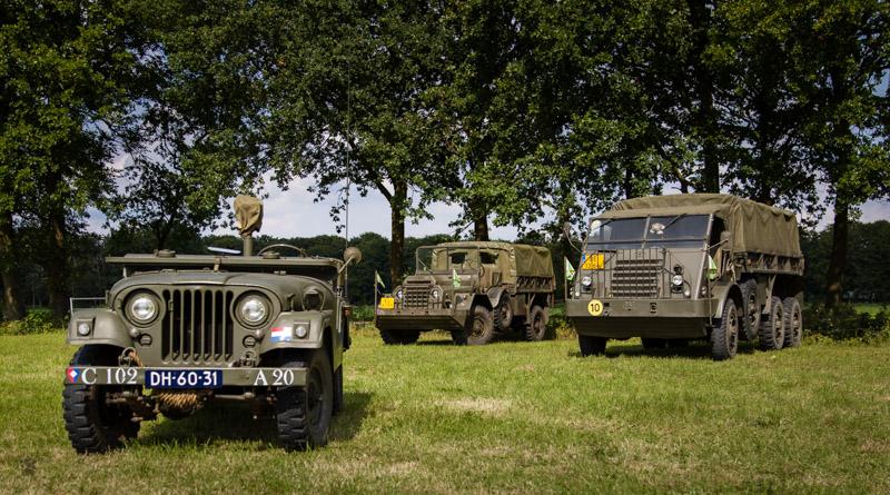 Militaire Voertuig Groep Eemland