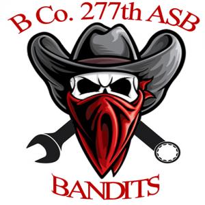 "Bravo Company, 277th ASB ""Bandits"""