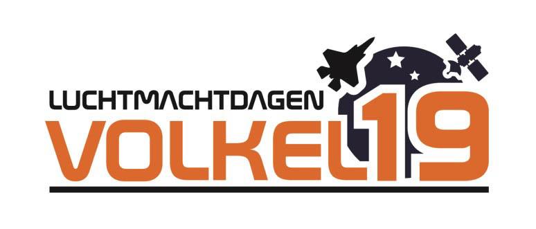Logo Luchtmachtdagen 2019 #LMD2019