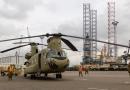 Defensie helpt bij Amerikaanse troepenverplaatsing