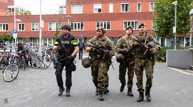 Alert! Crisisoefening in Amersfoort